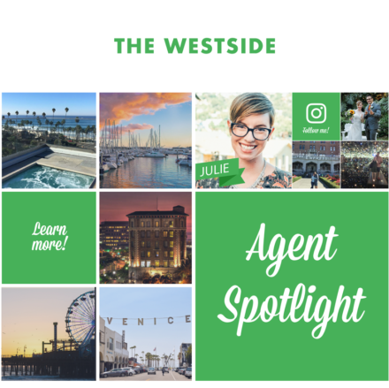 AGENT SPOTLIGHT | MEET OUR WESTSIDE AGENT, JULIE!