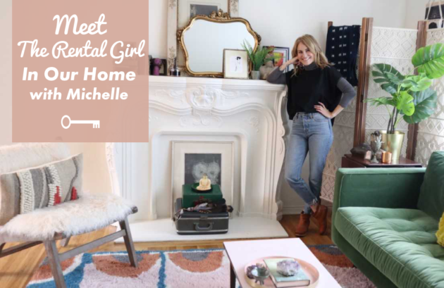 Meet The Rental Girl: In Our Home | Michelle