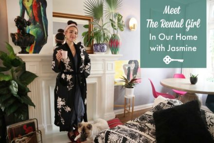 Meet The Rental Girl: In Our Home | Jasmine