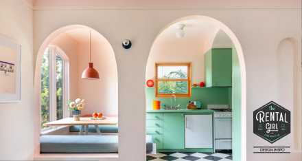 The Rental Girl Design Inspiration is so REAL with this beautiful Echo Park Home.