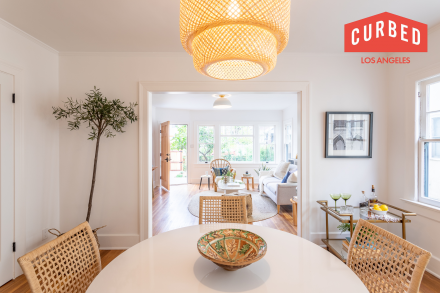 Curbed LA Features The Rental Girl's TIC Los Angeles Team and Our Newest Los Feliz TIC Property | 4626 Franklin Ave.