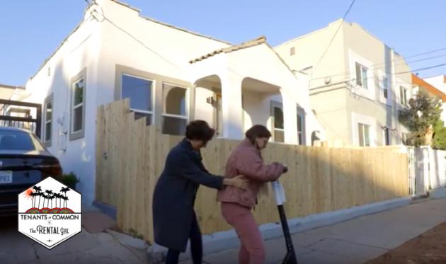 The Rental Girl TIC Los Angeles Team: Neighborhood Tour