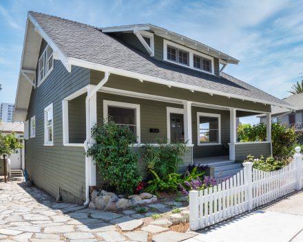 SOLD! | Ocean Park Bungalow | 2704 3rd St. | $1,780,000