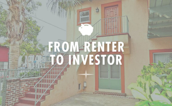 From Renter To Investor
