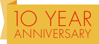 10-year anniversary
